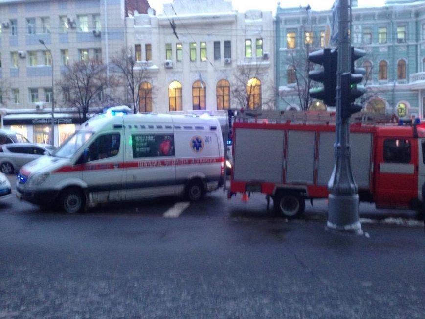 В Харькове неизвестный заминировал кабинет Кернеса (ФОТО), фото-2