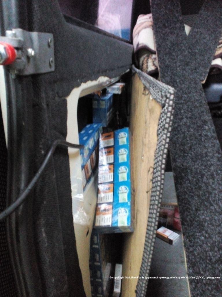 Через КПВВ «Зайцево» пытались ввезти контрабандные сигареты, фото-3