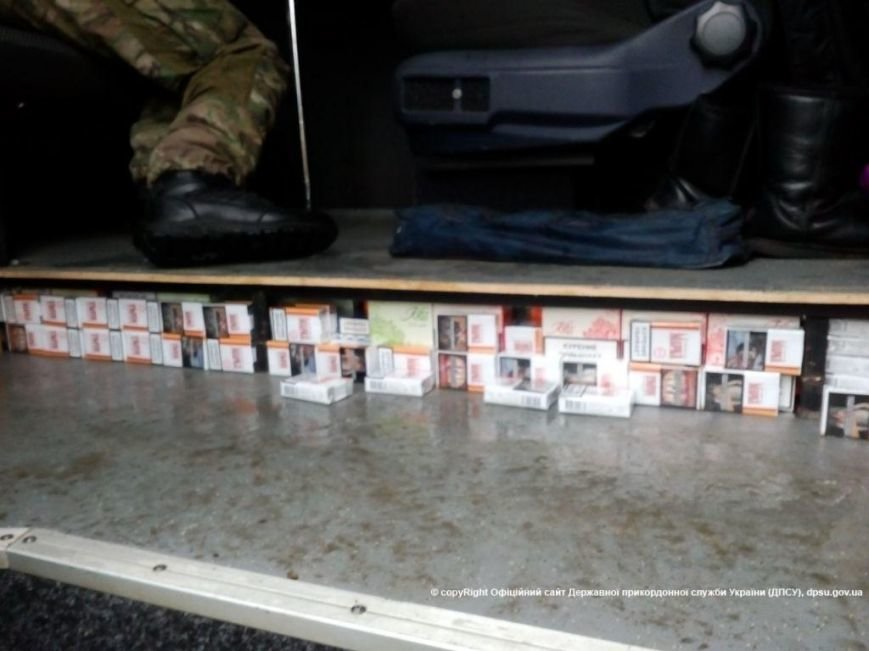 Через КПВВ «Зайцево» пытались ввезти контрабандные сигареты, фото-4