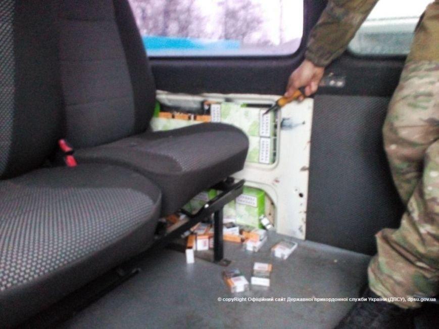 Через КПВВ «Зайцево» пытались ввезти контрабандные сигареты, фото-2