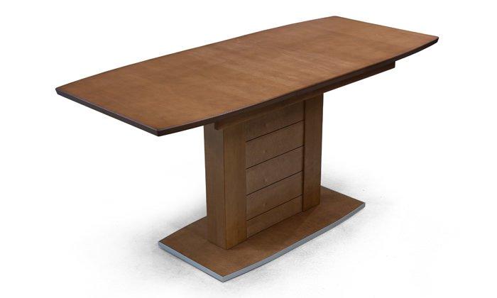 Раскладной кухонный стол — удобство и компактность (фото) - фото 1