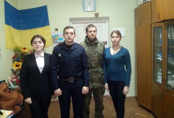 В Артемовске-Бахмуте участники «Лиги будущих полицейских» помогают полиции в работе со своими сверстниками (фото) - фото 1