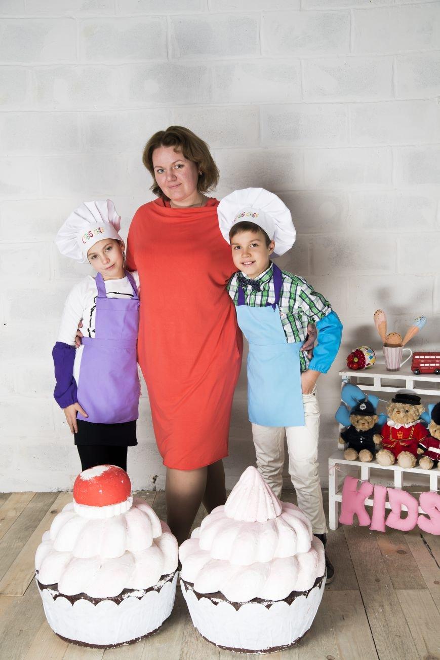 В Киеве учат детей готовить  на английском, фото-1