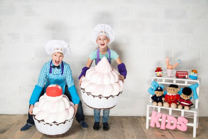 В Киеве учат детей готовить  на английском, фото-2