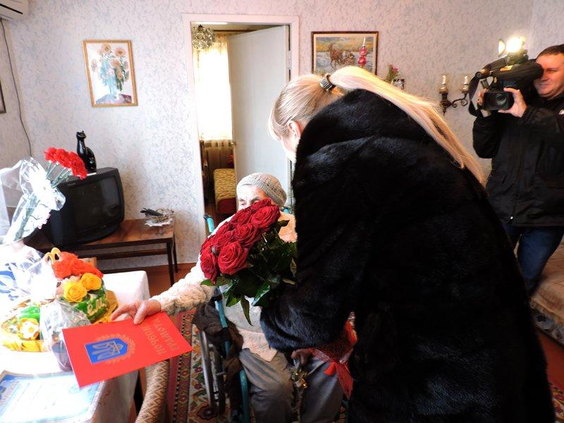 Жительница Приморского района отметила 100-летний юбилей (фото) - фото 1