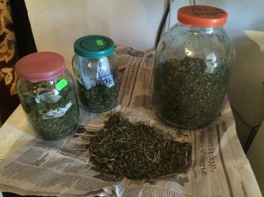 Днепропетровские правоохранители изъяли у мужчины марихуану на 50 тыс. гривен (ФОТО) (фото) - фото 2