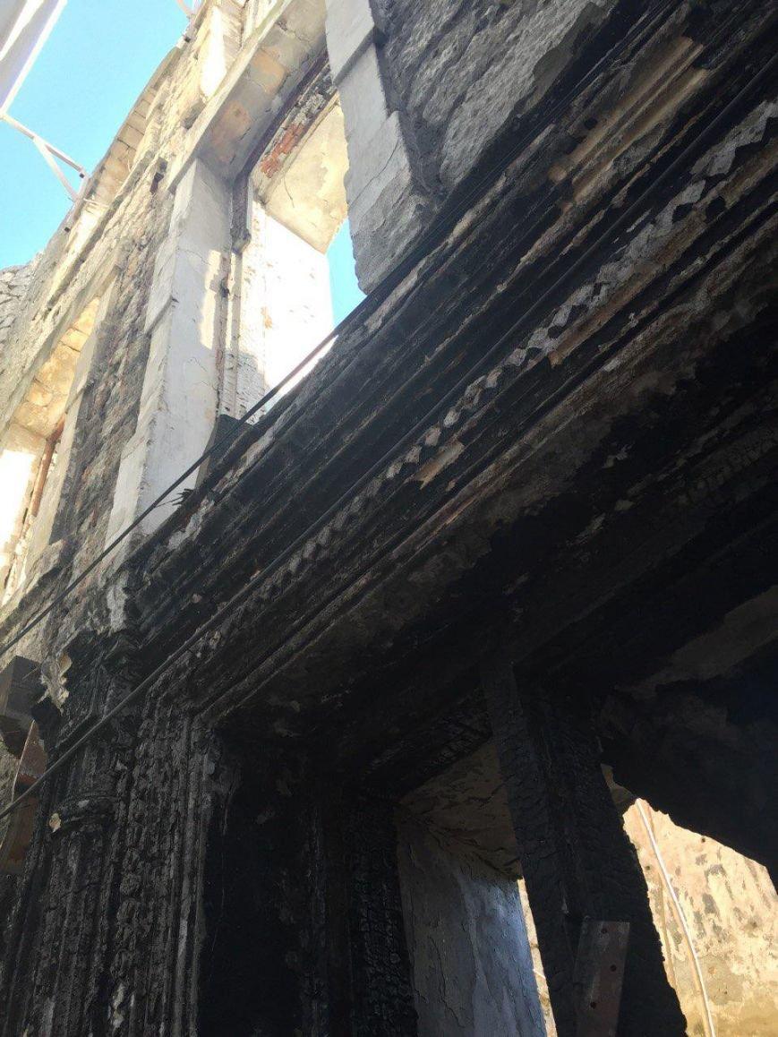 Апокалипсис одной улицы: на Чехова угроза для жизни может прийти не только с земли, но и с неба (фото) - фото 1
