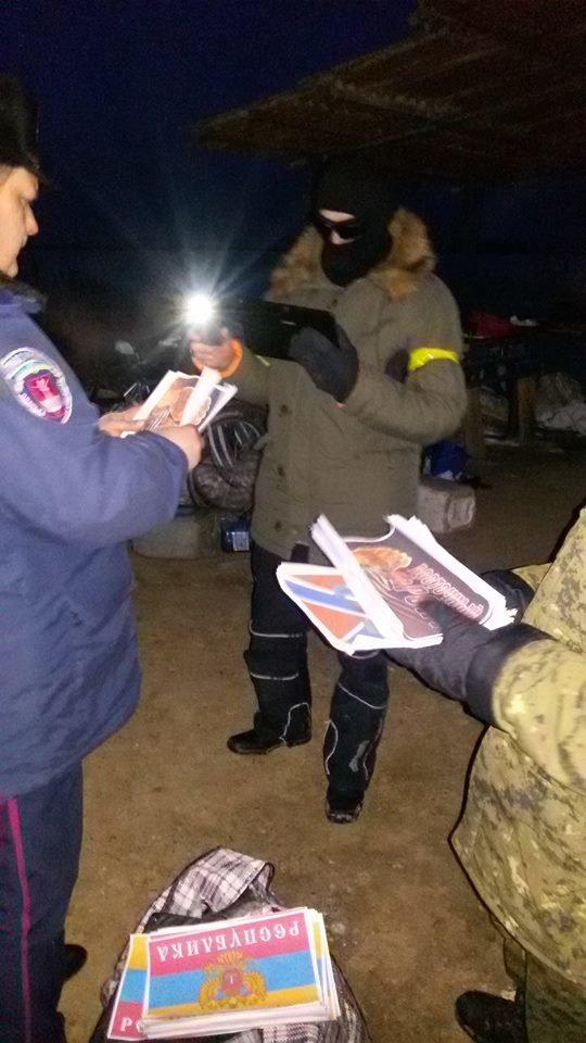Под Одессой патриоты обнаружили лагерь сепаратистов и арсенал оружия (ФОТО, ВИДЕО), фото-3