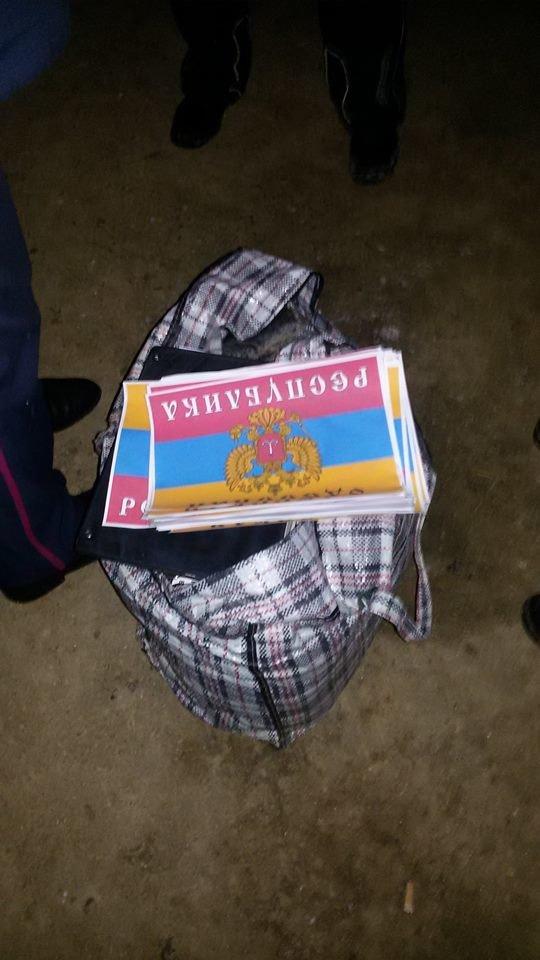 Под Одессой патриоты обнаружили лагерь сепаратистов и арсенал оружия (ФОТО, ВИДЕО), фото-2