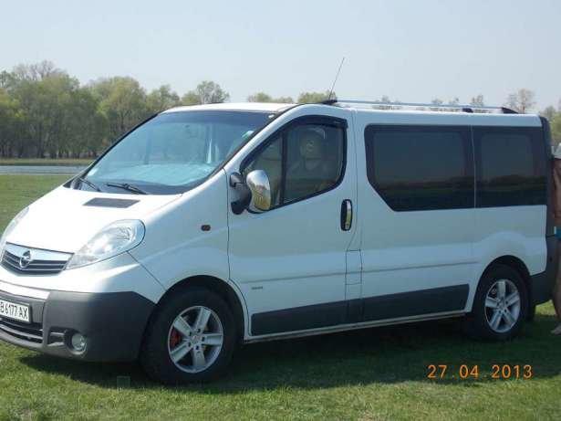 Микроавтобус с водителем на свадьбу (фото) - фото 1