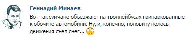 минаев