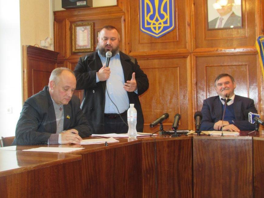 Северодонецкие депутаты призвали распустить правительство (ФОТО), фото-1