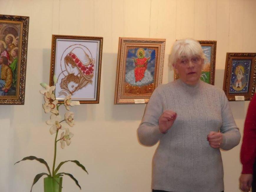 Бердянские умелицы восхитили своим мастерством посетителей БХМ (фото) - фото 6