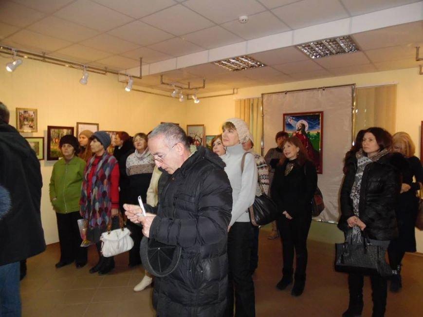 Бердянские умелицы восхитили своим мастерством посетителей БХМ (фото) - фото 2