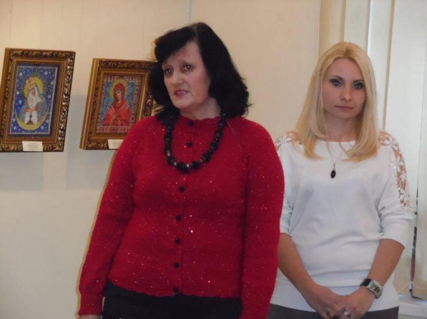 Бердянские умелицы восхитили своим мастерством посетителей БХМ (фото) - фото 4