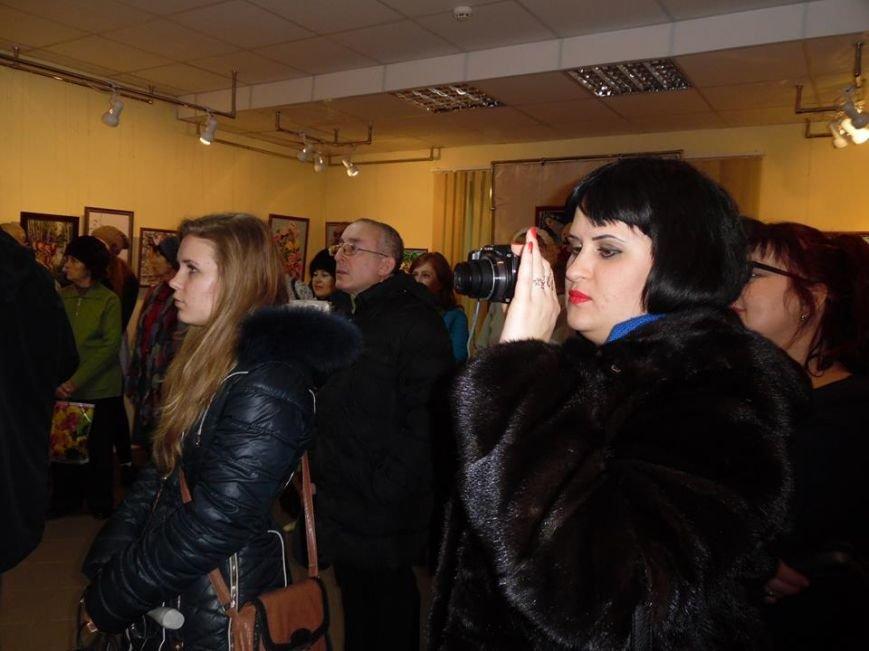 Бердянские умелицы восхитили своим мастерством посетителей БХМ (фото) - фото 3