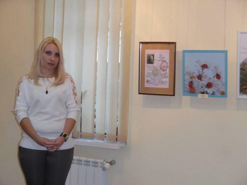 Бердянские умелицы восхитили своим мастерством посетителей БХМ (фото) - фото 5