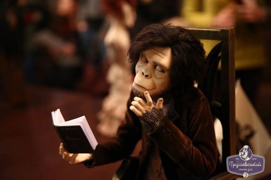 Львівські митці створили міні-копії відомих українців в образах мавп (ФОТО), фото-13