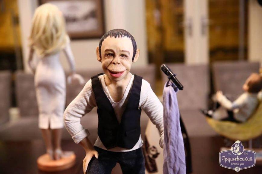 Львівські митці створили міні-копії відомих українців в образах мавп (ФОТО), фото-16