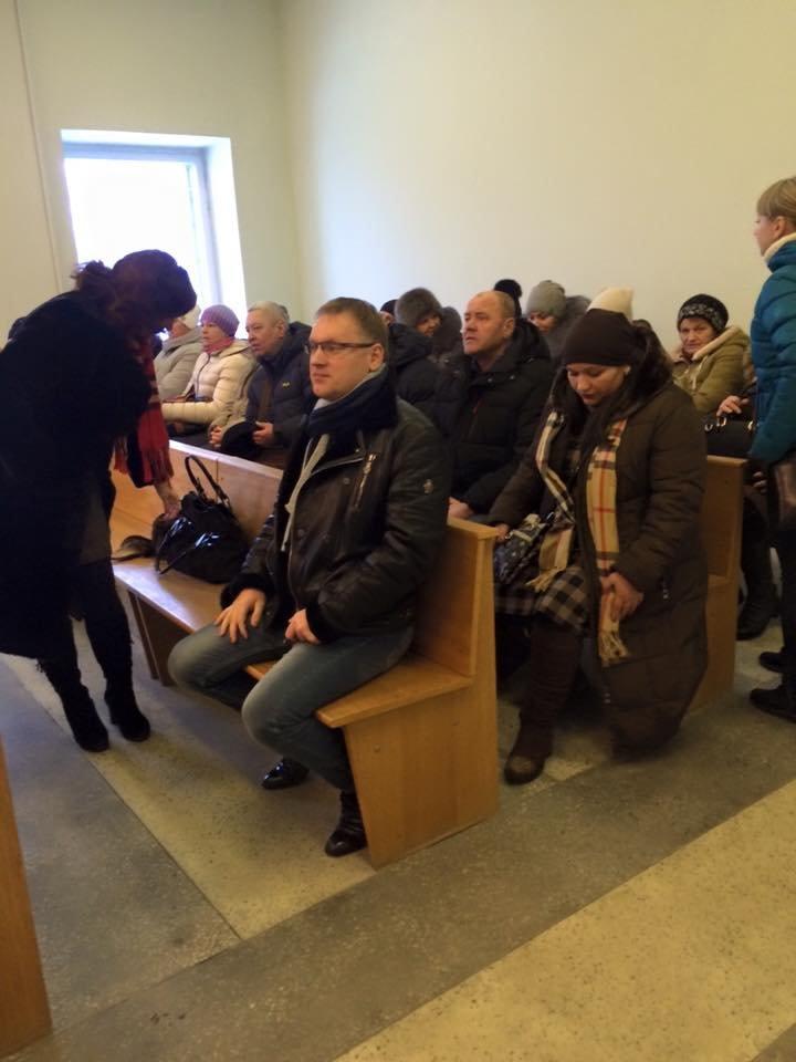 В Полоцке предприниматель судится с налоговой (фото) - фото 1