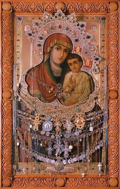 Почаївська ікона Богоматері - серед 12 чудотворних ікон України (фото) - фото 6