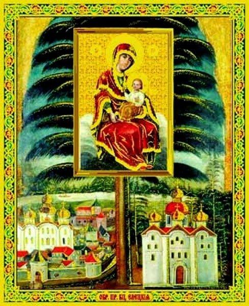 Почаївська ікона Богоматері - серед 12 чудотворних ікон України (фото) - фото 4