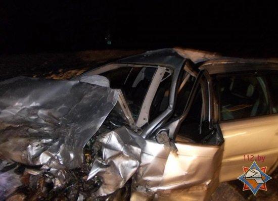 Водитель столкнулся с двумя встречными авто в Оршанском районе и погиб на месте (фото) - фото 2