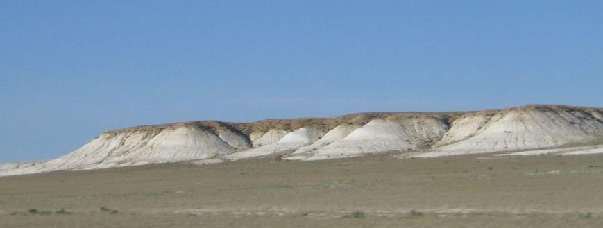 белые холмы