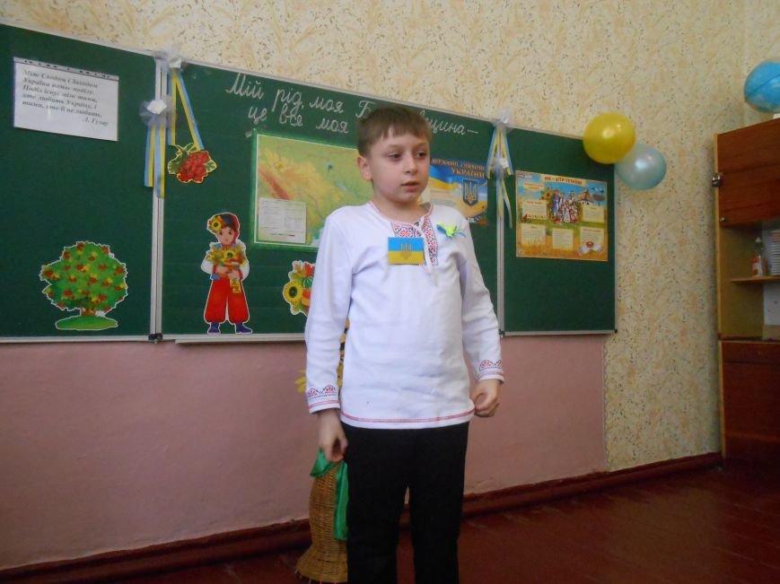 В Днепродзержинске студенты поздравили школьников с Днем Соборности (фото) - фото 5