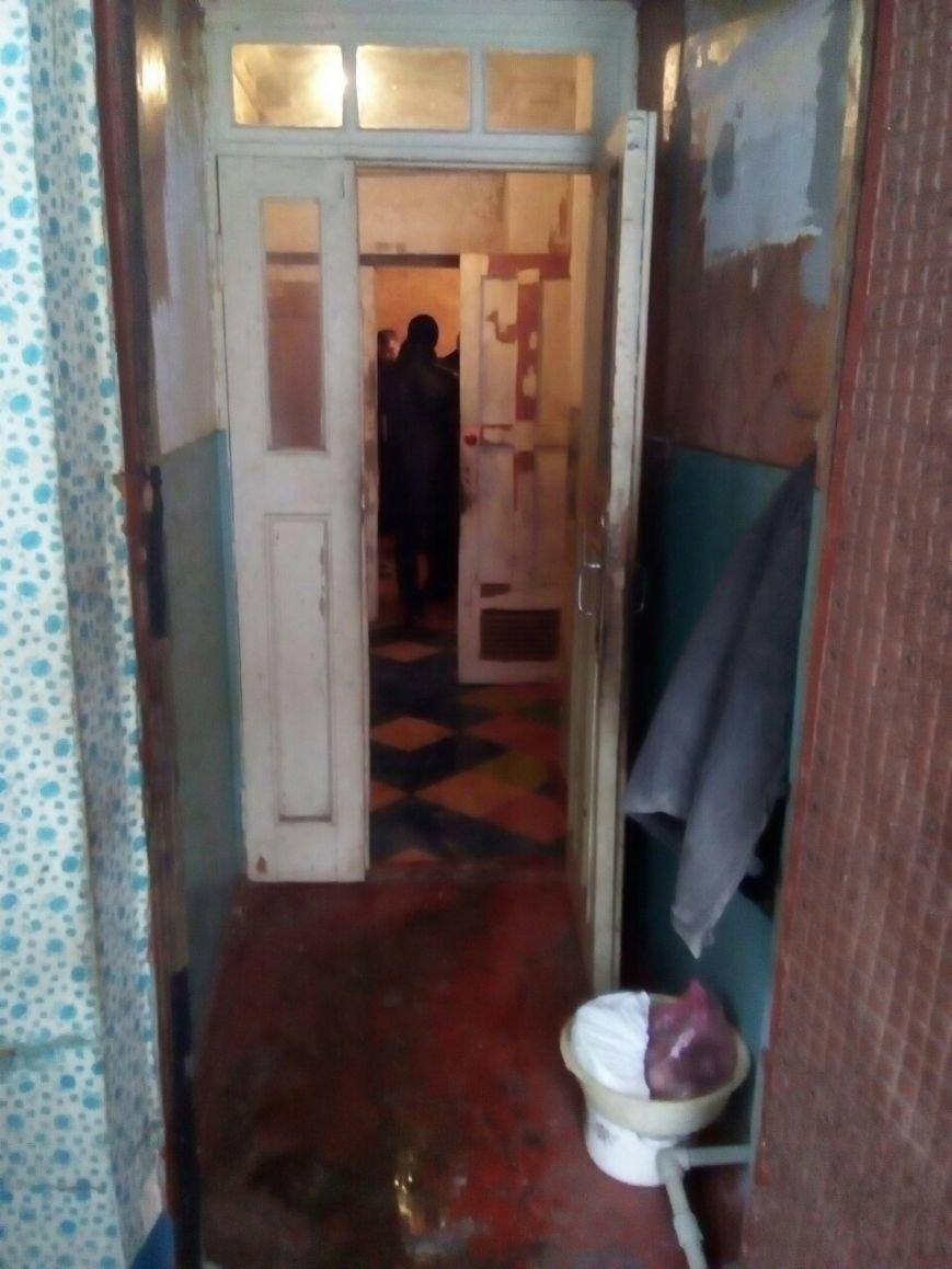 В Днепродзержинске совершено разбойное нападение на мужчину с ограниченными возможностями (фото) - фото 4