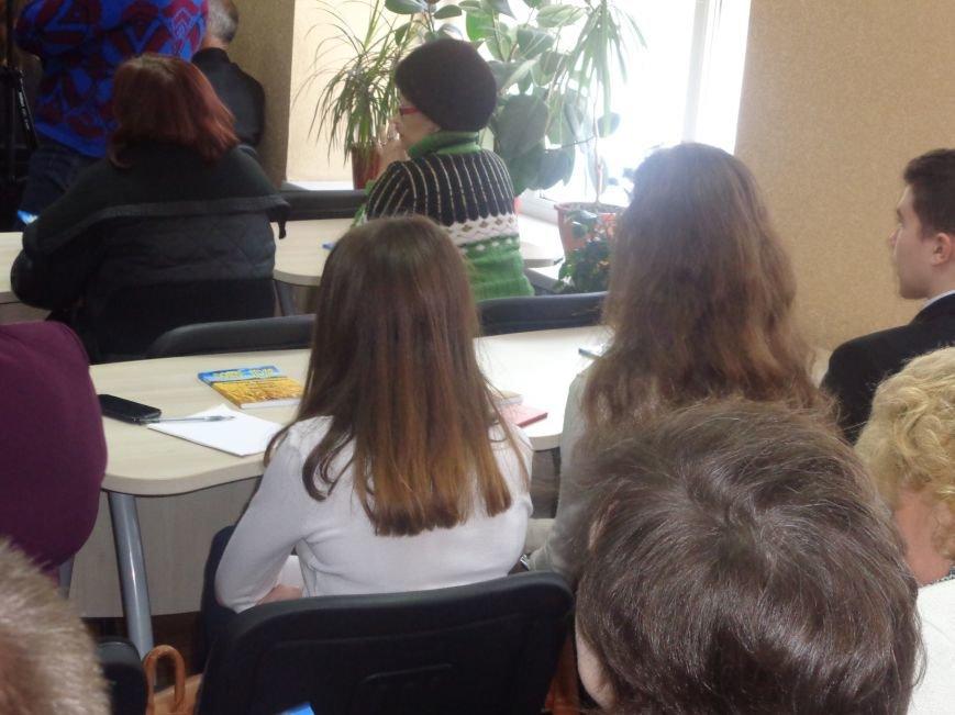 В Димитрове прошла презентация историко-краеведческого альманаха «Доброе Поле» (фото) - фото 13