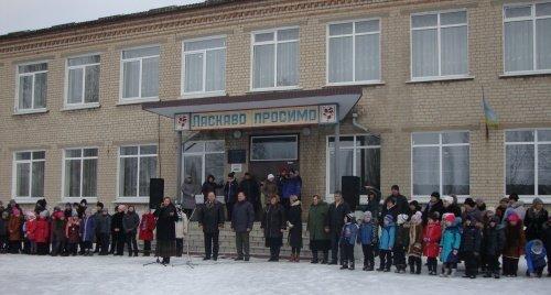 Богуславские школьники получили долгожданный автобус (фото) - фото 2