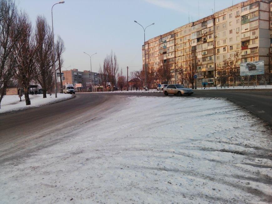 Как справляются бердянские коммунальщики с последствиями снегопада (ФОТОРЕПОРТАЖ), фото-8