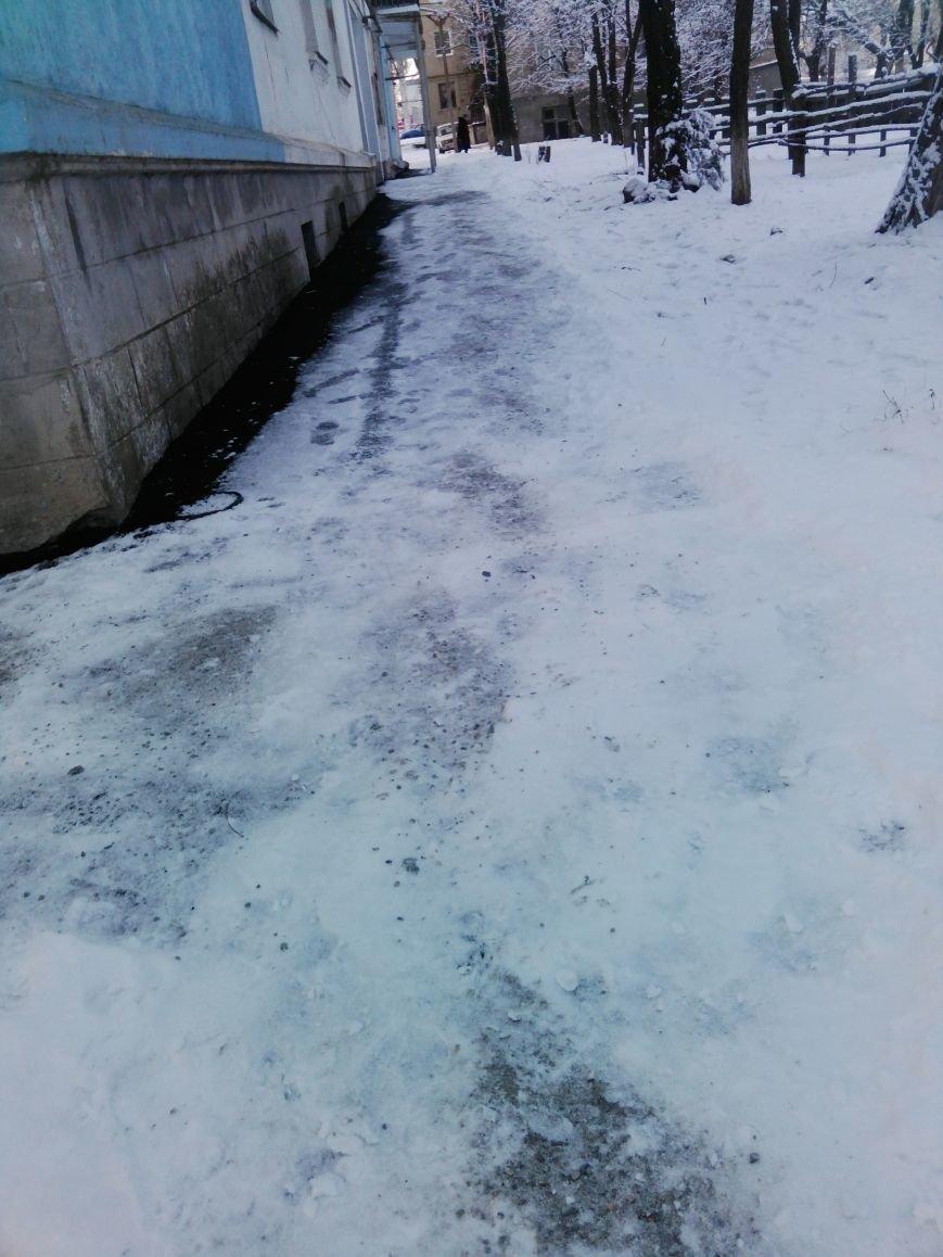Как справляются бердянские коммунальщики с последствиями снегопада (ФОТОРЕПОРТАЖ), фото-2
