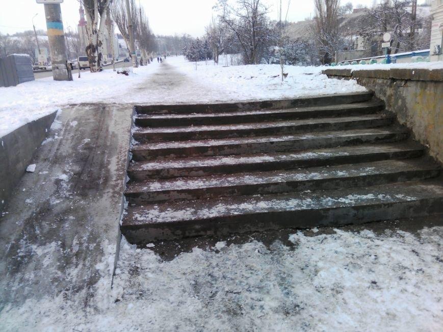 Как справляются бердянские коммунальщики с последствиями снегопада (ФОТОРЕПОРТАЖ), фото-10