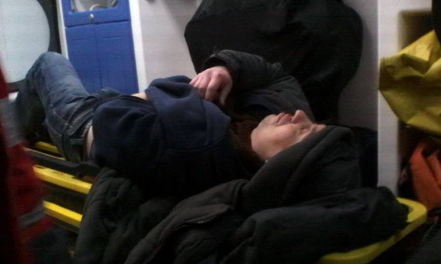 В Киеве пожарные спасли из коллектора мужчину(ФОТО), фото-2
