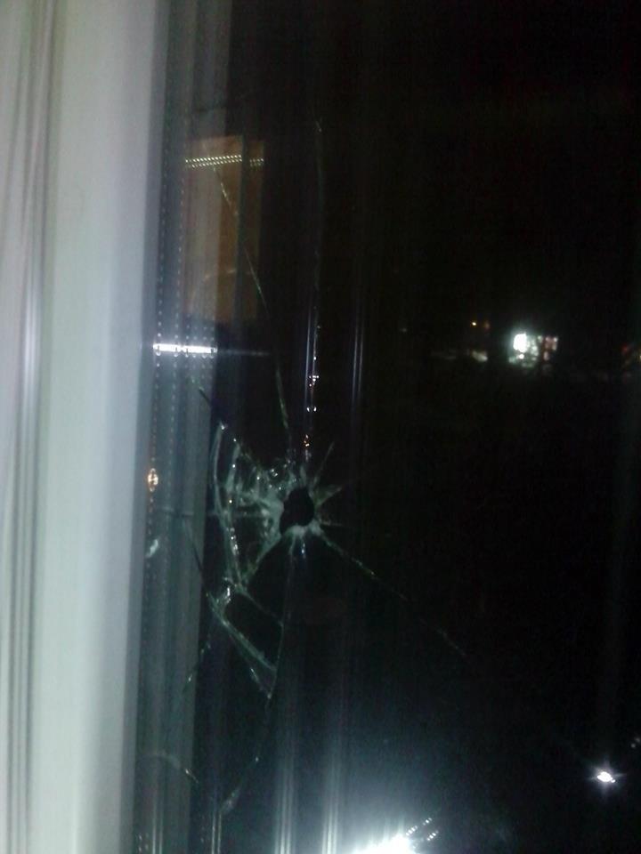 В Харькове стреляли по окнам помощника нардепа (ФОТО), фото-2