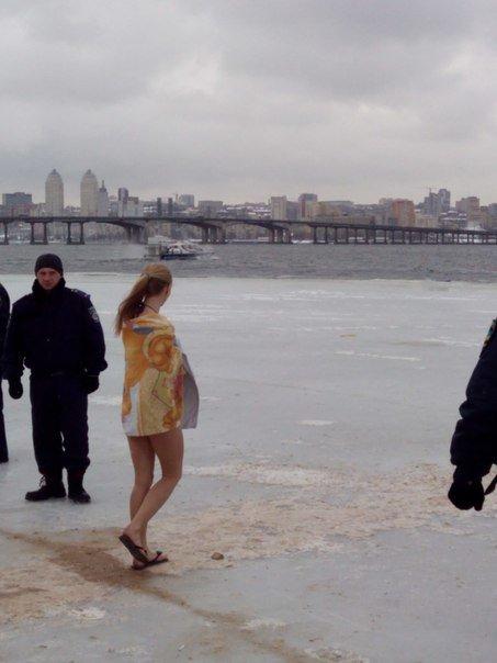 Днепропетровские моржи призывают горожан закаляться: советы медиков и отзывы купальщиков (ФОТО, ВИДЕО) (фото) - фото 3