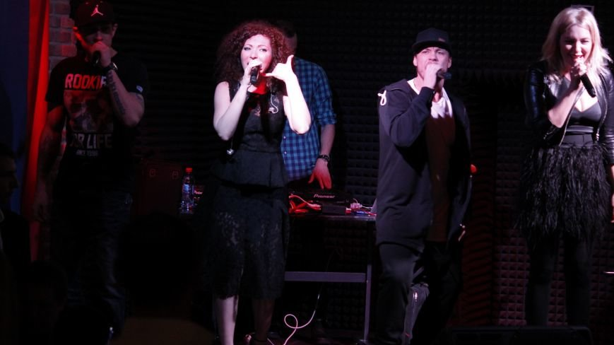«Банд'Эрос» в Ульяновске спели про Коламбию пикчерз и Манхеттен, фото-3