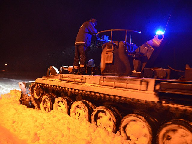Снежный апокалипсис: перезагрузка (ФОТО) (фото) - фото 2