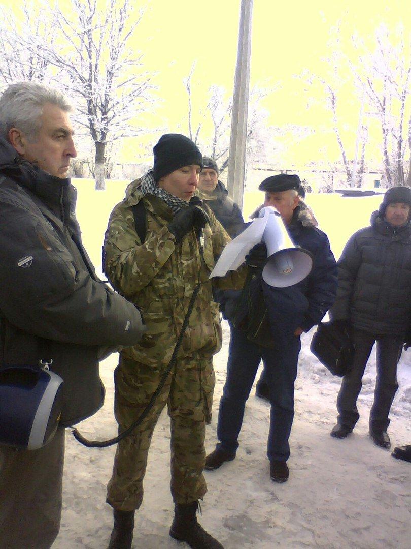 Полтавские бойцы АТО поставили руководству области ультиматум (фото) - фото 1