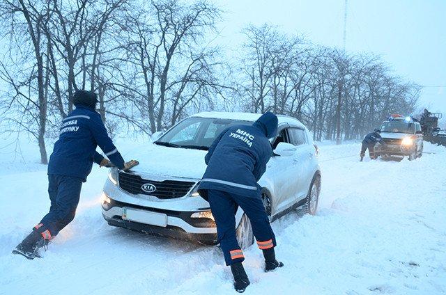 Сніговий апокаліпсис: перезавантаження (фото) - фото 16
