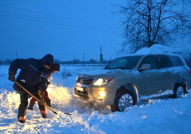 Сніговий апокаліпсис: перезавантаження (фото) - фото 1
