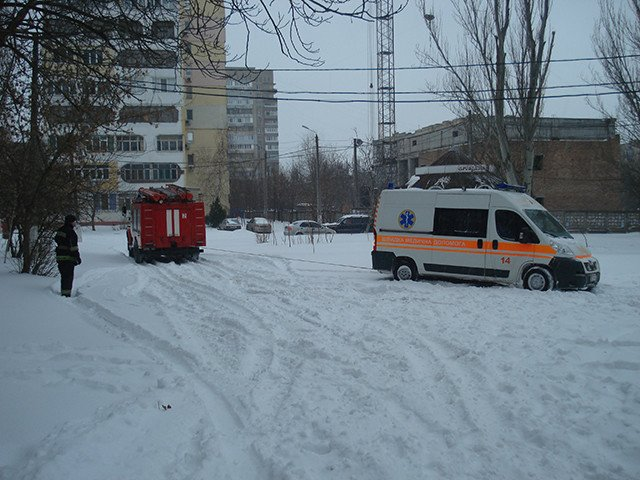 Сніговий апокаліпсис: перезавантаження (фото) - фото 12
