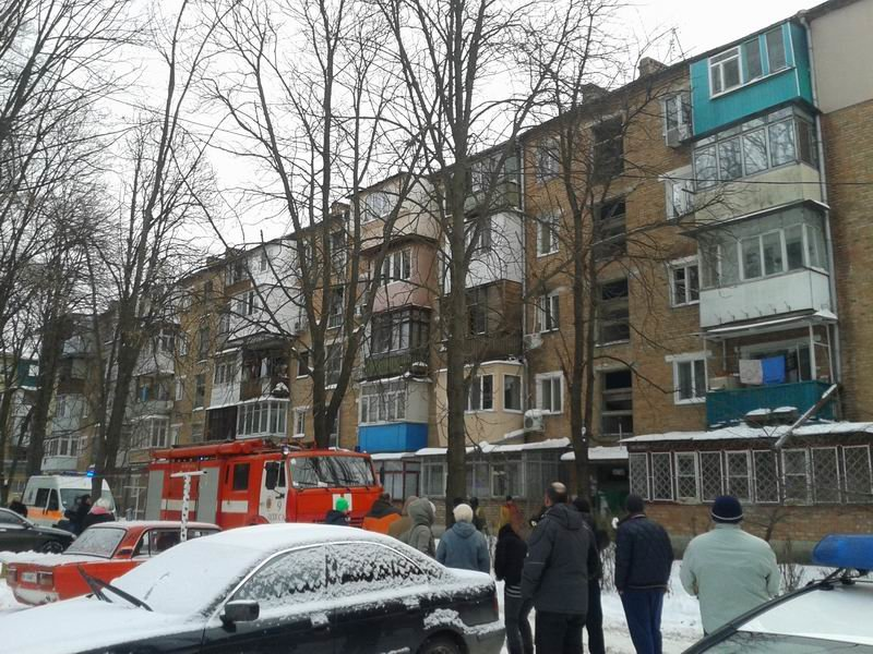 6caa26c20ee98417334dc05467d28c79 В Одессе в квартире взорвался газ, - очевидцы