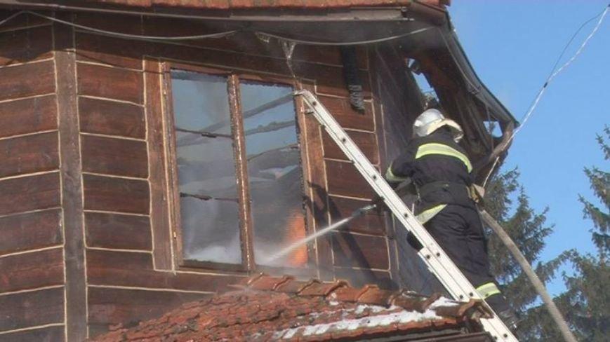 На Львівщині сталася пожежа у ресторані: подробиці (ФОТО), фото-5