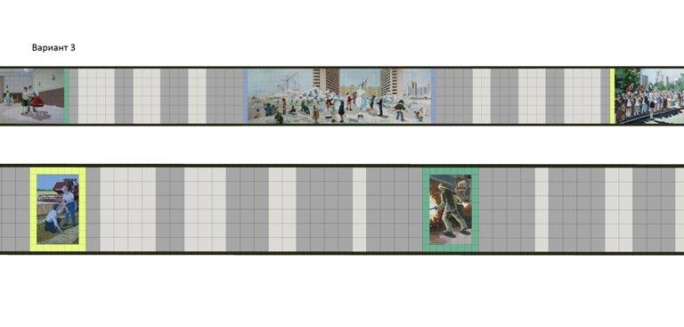 Ростовчане смогут выбрать цвет стен в переходе на Садовой/Ворошиловском (фото) - фото 3