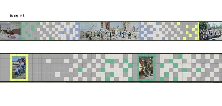 Ростовчане смогут выбрать цвет стен в переходе на Садовой/Ворошиловском (фото) - фото 5