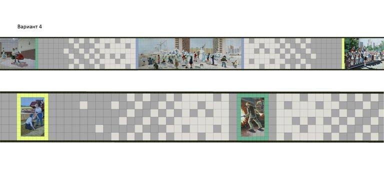 Ростовчане смогут выбрать цвет стен в переходе на Садовой/Ворошиловском (фото) - фото 4