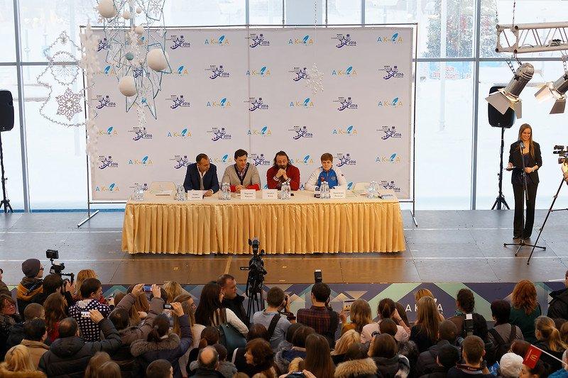 Ульяновцы сдали нормы ГТО с Ильей Авербухом и другими спортсменами. ФОТО, фото-11